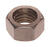 Hillman  #10-32 in. Stainless Steel  SAE  Hex Machine Screw Nut  100 pk
