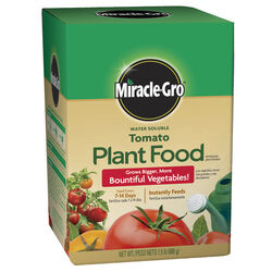 Miracle-Gro  Tomato  Granules  Plant Food  1.5 lb.