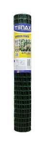 Tenax  48 in. H x 50 ft. L Polyethylene  Garden Fence