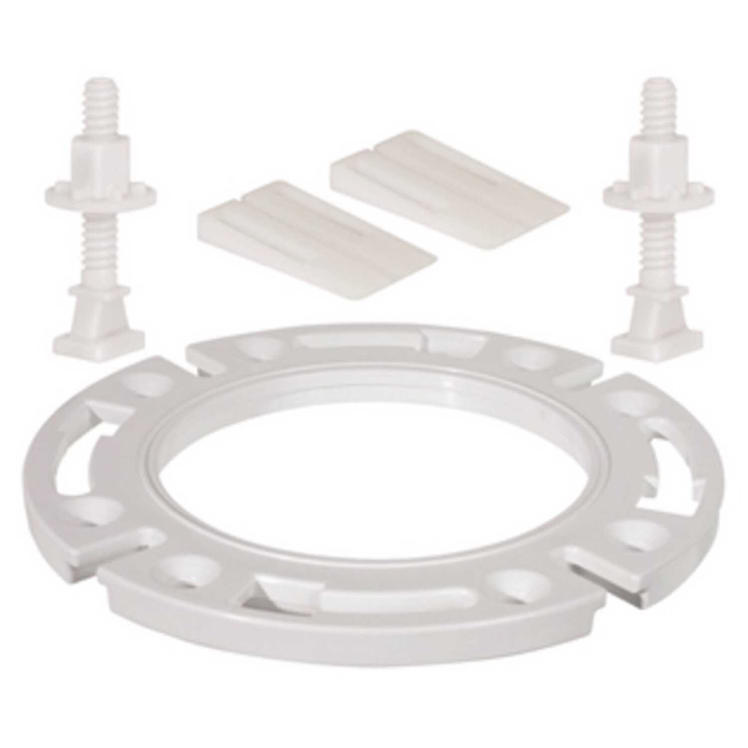 Sioux Chief  PVC  Closet Flange Extension Ring Kit