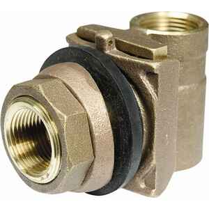 Parts 2O  Brass  Pitless Adapter