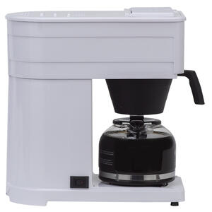 BUNN  Speed Brew Classic  10 cups White  Coffee Maker