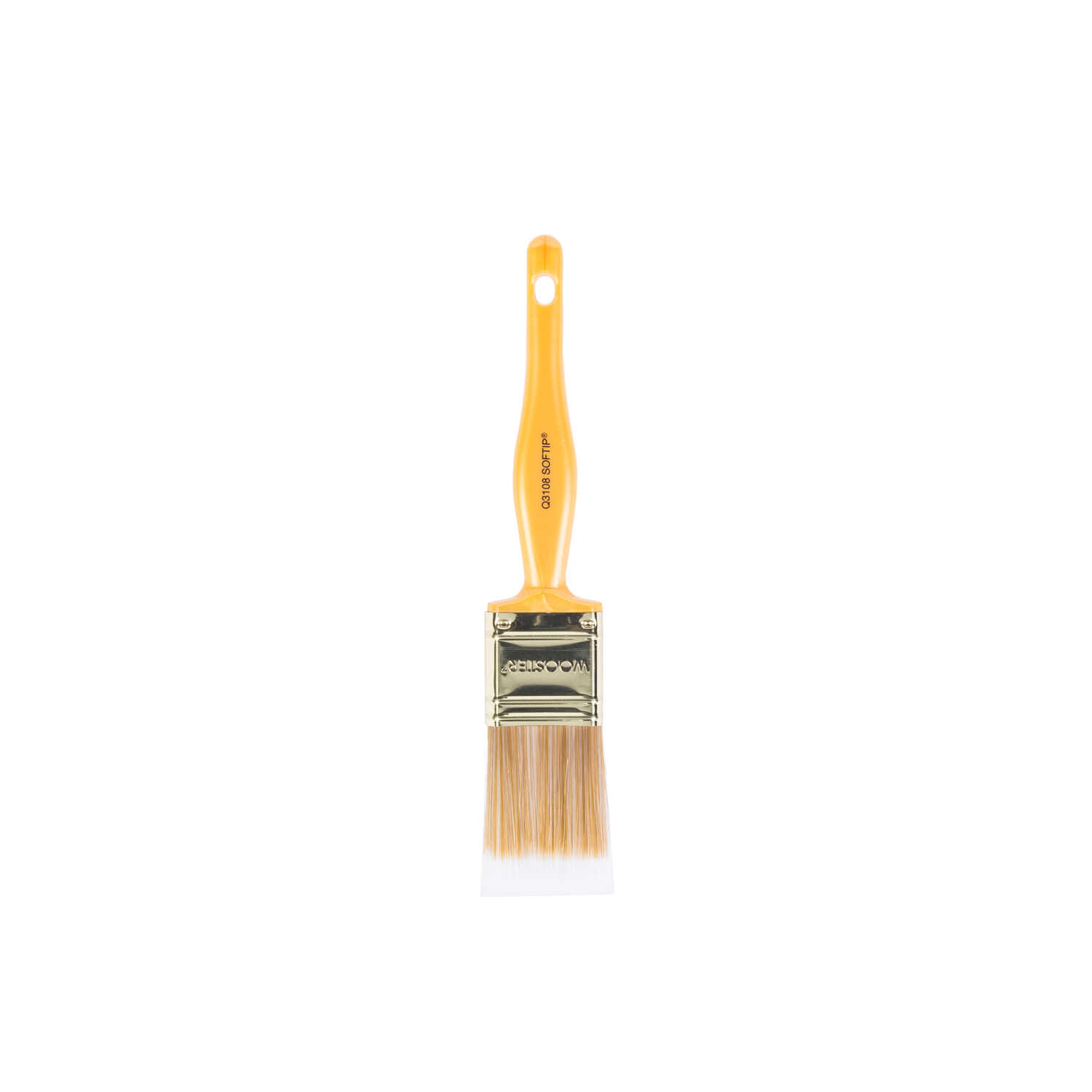 Wooster  Softip  1 1/2 in. W Flat  Paint Brush