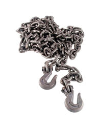 Baron G43 Welded Steel Binder Chain 3/8 in. Dia. x 16 ft. L