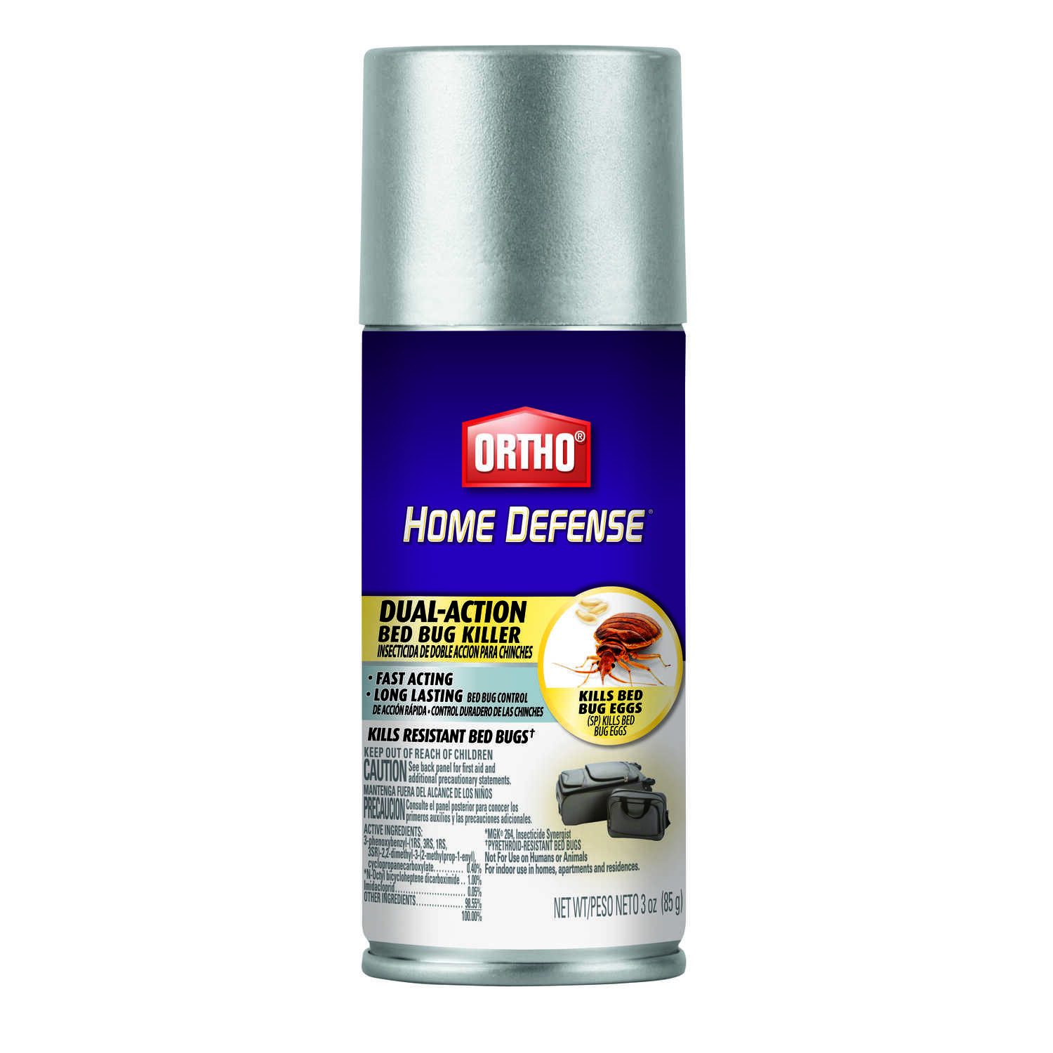 Ortho  Home Defense Dual-Action  Insect Killer  3 oz.