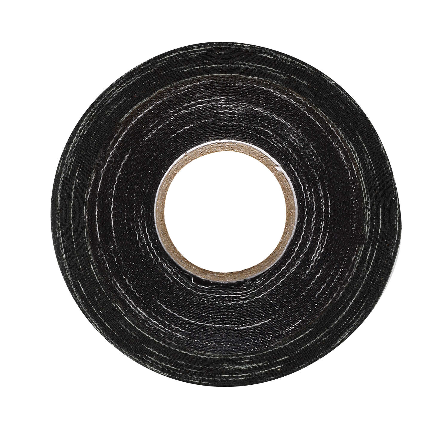 3M  Temflex  1-1/2 in. W x 60 ft. L Black  Cotton Cloth  Friction Tape