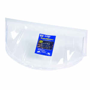 Maccourt  42 in. W x 17 in. D Plastic  Type M  Window Well Cover