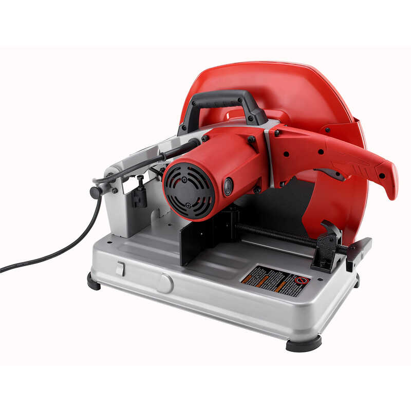 Milwaukee  14 in. Corded  Abrasive Cut-Off Machine  15 amps 4 hp 3900 rpm 120 volt