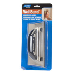 Norton WallSand 8 in. L x 4-1/2 in. W Inside Corner Sander