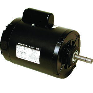 Dial  CopperLine  13 amps Evaporative Cooler Motor Kit  Metal  Black