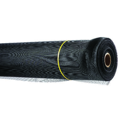Phifer Wire  60 in. W x 100 ft. L Black  Aluminum  0.011 Ga. Screen Cloth
