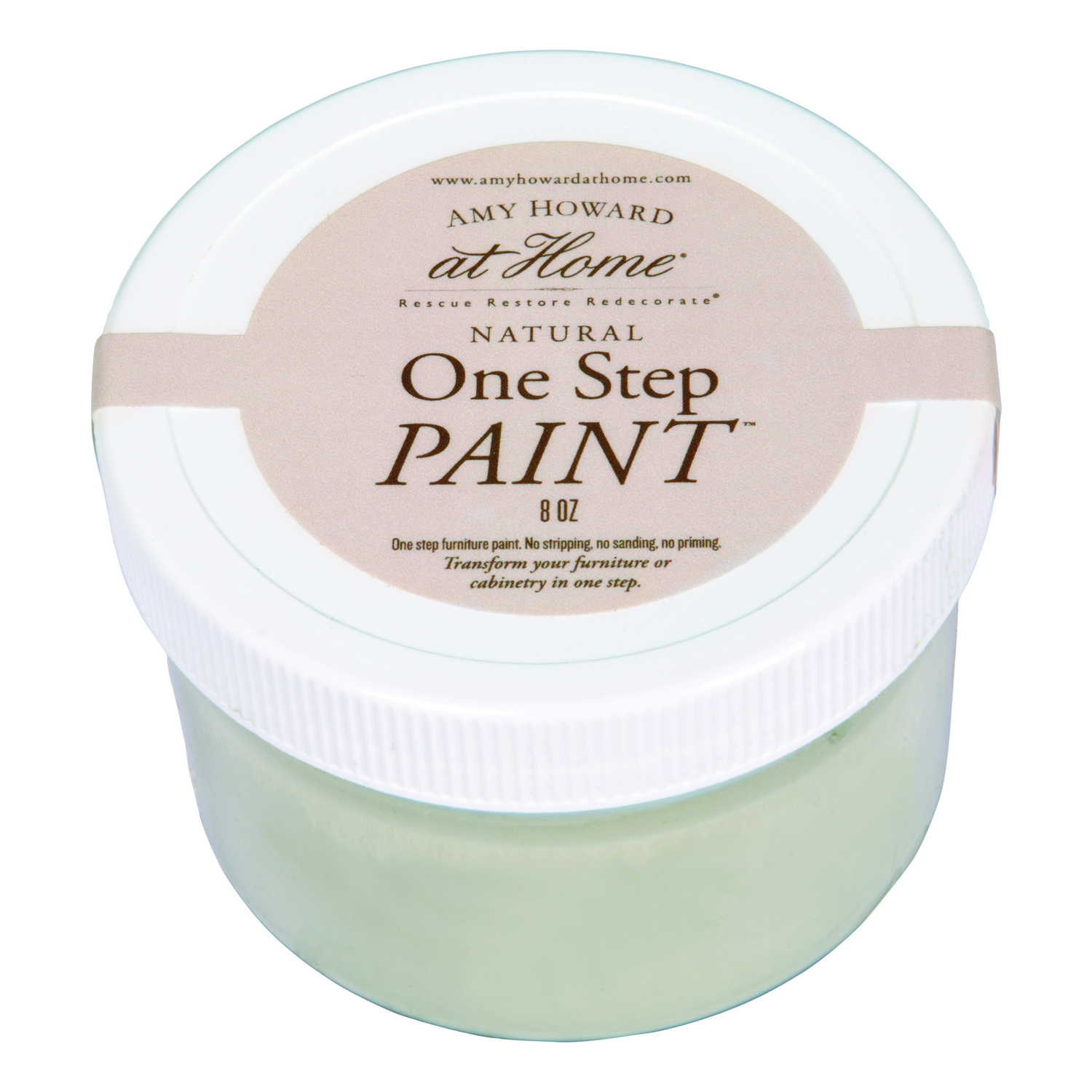 Amy Howard at Home  Lou Lou  Flat Chalky Finish  One Step Paint  8 oz.