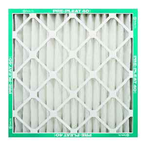 AAF Flanders  16 in. W x 25 in. H x 2 in. D Synthetic  8 MERV Pleated Air Filter
