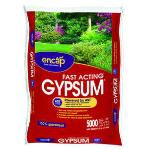 Encap  Gypsum and Soil Conditioner  5000 sq. ft.