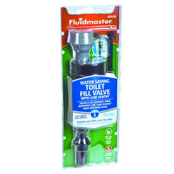 Fluidmaster  Toilet Fill Valve  Multicolored  Plastic