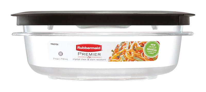Rubbermaid  Food Storage Container  3 cups