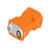 Ideal PowerPlug Commercial Thermoplastic Disconnector Plug 30 18-12 AWG 2 Wire