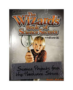 Hardware Science  The Wizard's Book of Science Secrets  Book