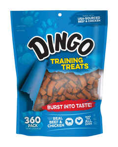 Dingo  Training Treats  Chicken and Beef  Dog  Treats  360  11.5