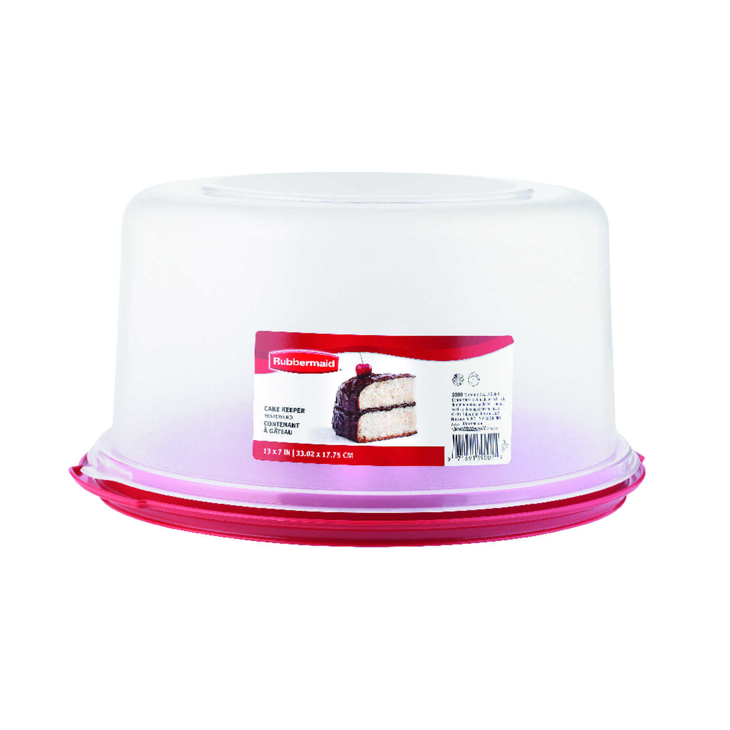 Rubbermaid  Cake Serve N Save