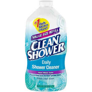 Clean Shower  No Scent Basin Tub and Tile Cleaner  60 oz. Liquid