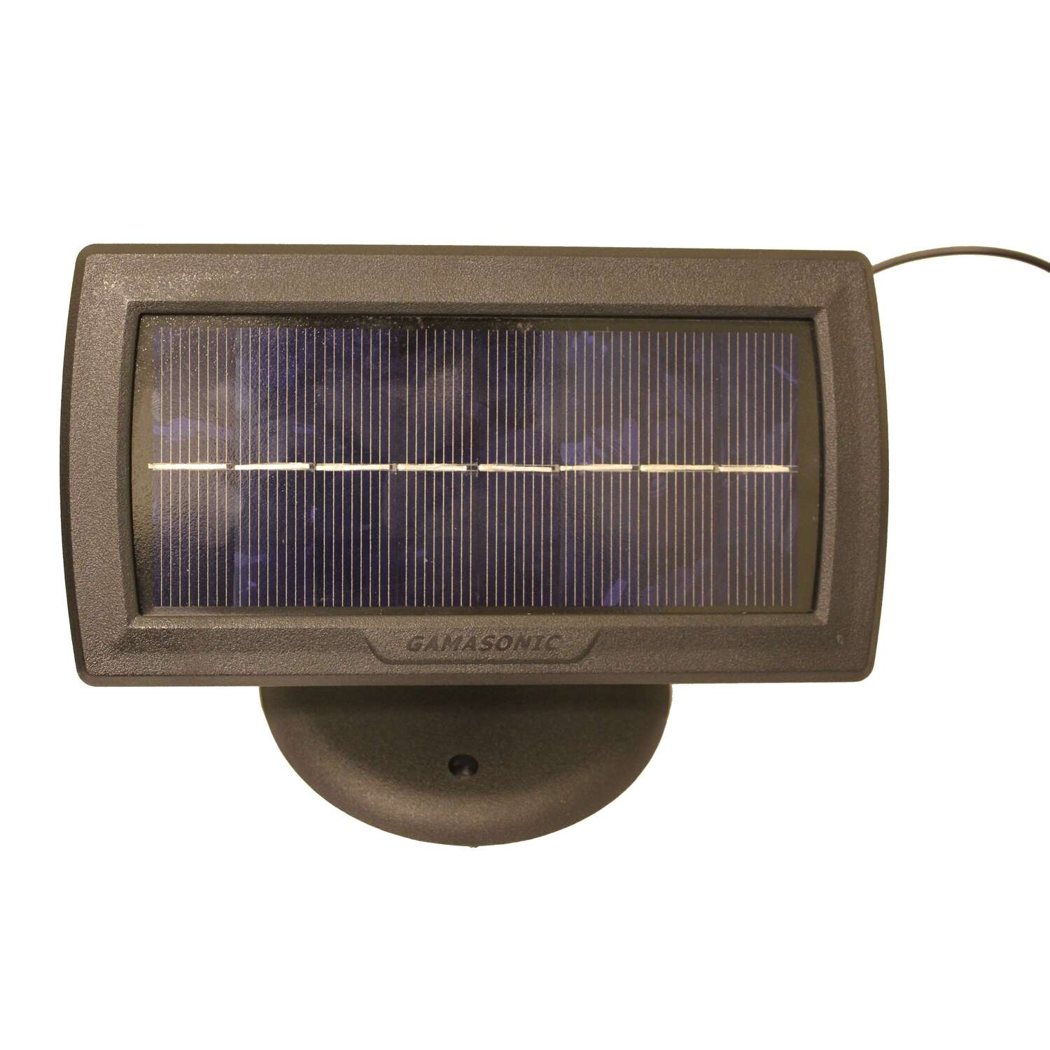 Gama Sonic  Solar Powered  Spotlight Kit  LED  1 pk