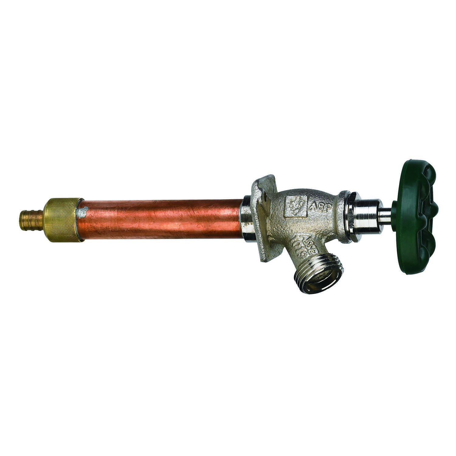 Arrowhead  Brass  4 in. Hydrant