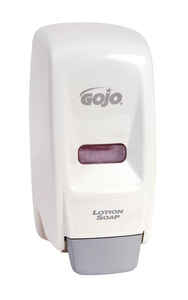Gojo  800 ml Wall Mount  Liquid Lotion  Soap Dispenser