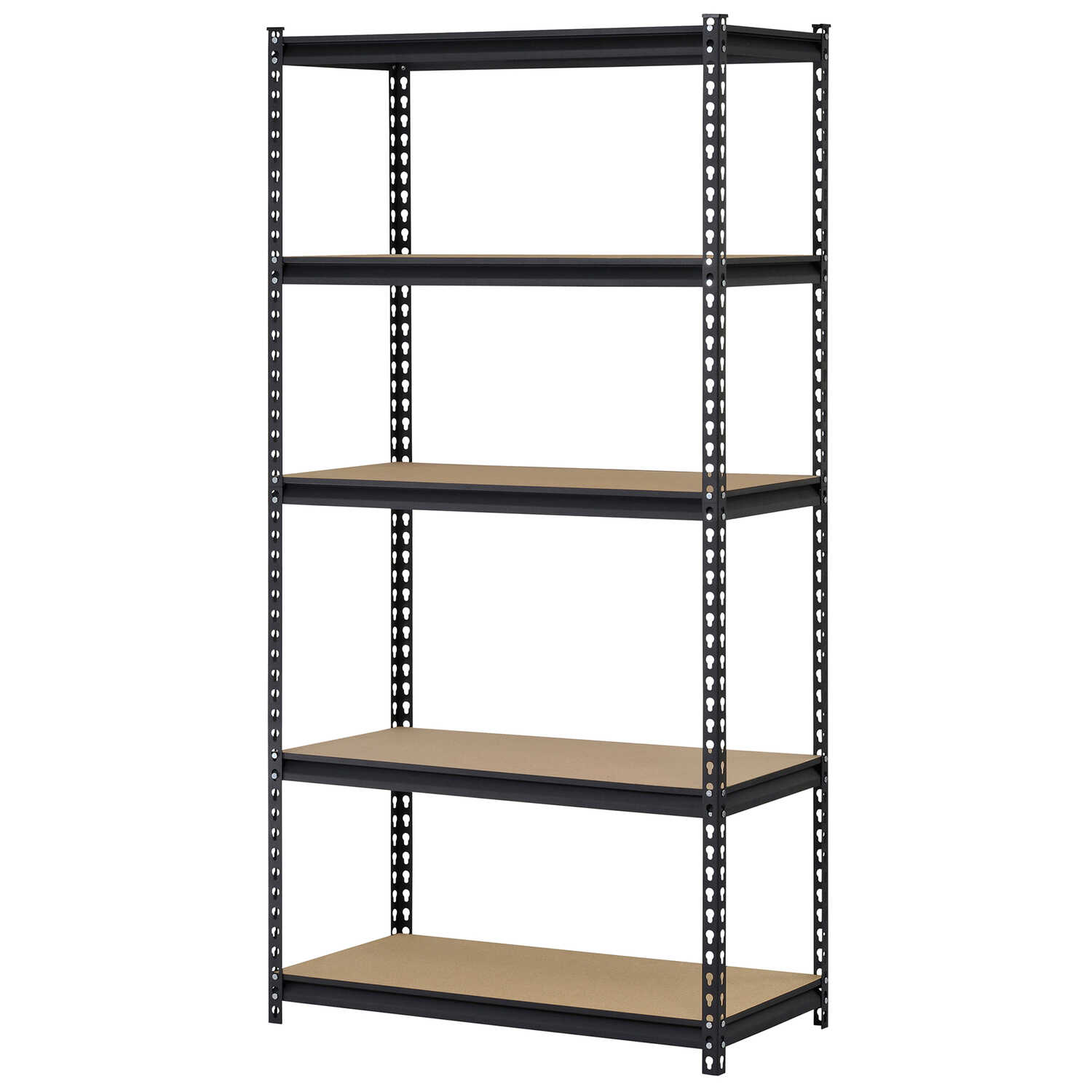 Casa Solutions  36 in. W x 72 in. H x 18 in. D Steel  Shelving Unit