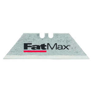 Stanley  FatMax  0.024 in.  x 2-7/16 in. L Steel  Utility  Replacement Blade  5 pk