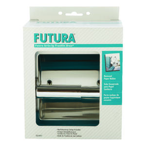 Franklin Brass  Futura  Polished Chrome  Silver  Toilet Paper Holder