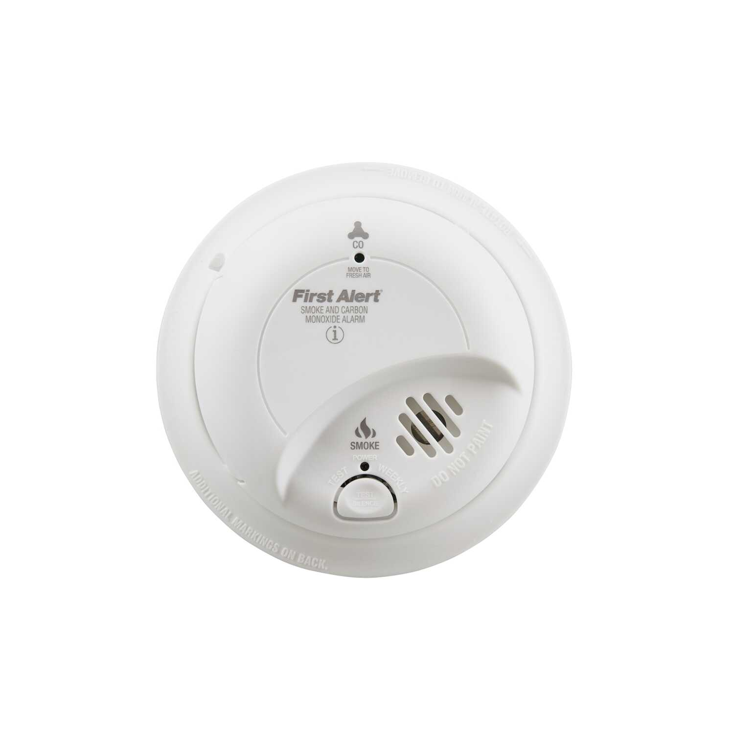 BRK  Battery  Electrochemical  Smoke and Carbon Monoxide Detector