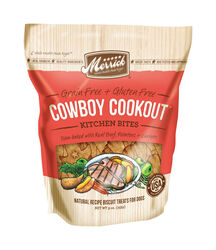 Merrick  Cowboy Cookout  Treats  For Dog 9 oz. 1 pk