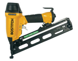 Stanley Bostitch  Pneumatic  15 Ga. Finish Nailer  Kit