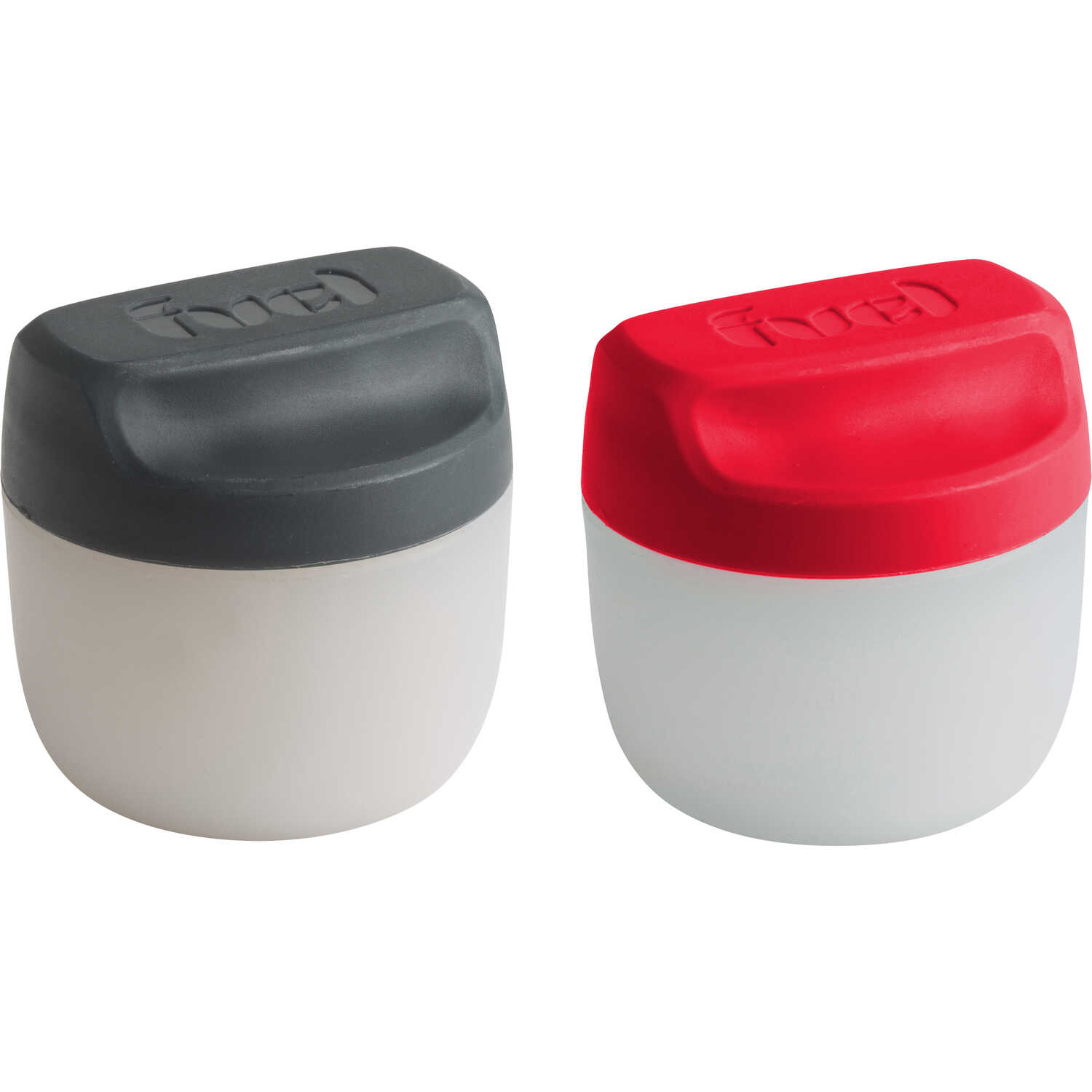 Trudeau  Dressing Container  2 pk 3 oz.