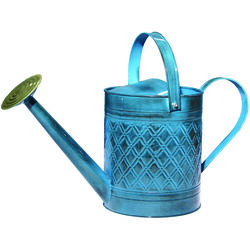 Robert Allen Mountain Waves 2 gal. Metal Wexley Watering Can