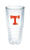 Tervis  24 oz. Tennessee Volunteers  Tumbler  Clear