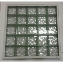 Clear Choice  40 in. H x 40 in. W x 3 in. D Nubio  Window