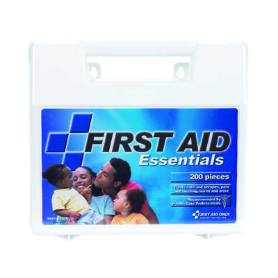 First Aid Only Grab'n Go Emergency Kit 200 count