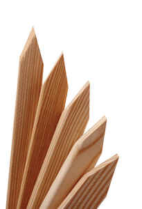 Universal Forest  12 in. H x 2 in. W Wood  Grade Stake  24 pk