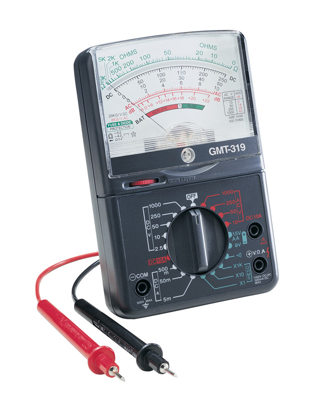 GB  Analog  Multimeter