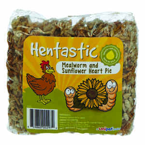 Hentastic  Feed  Cubes  For Chickens 7 oz.