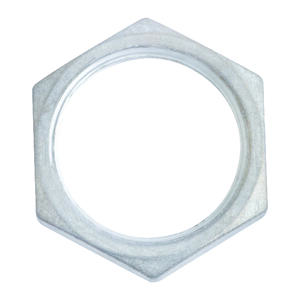 Ace  Diecast Zinc  Faucet Locknut  1/2 in. For Universal