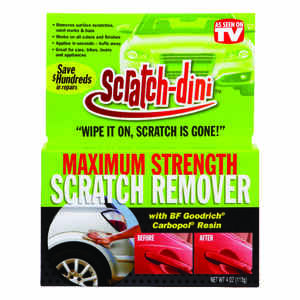 Scratch-dini  As Seen On TV  Scratch Remover  Lotion  1 each
