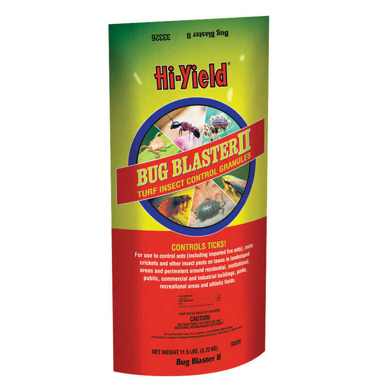 Hi-Yield  Bug Blaster II  Insect Killer  11.5 lb.