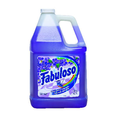 Fabuloso  Lavender Scent All Purpose Cleaner  Liquid  128 oz.