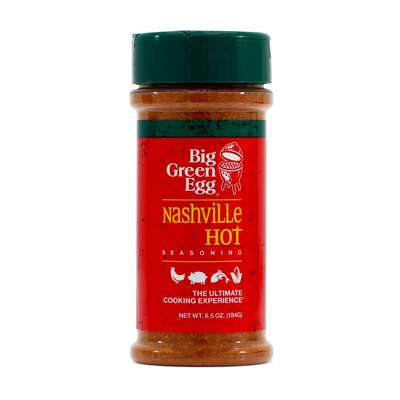 Big Green Egg  Seasoning Rub  6.5 oz. Nashville Hot