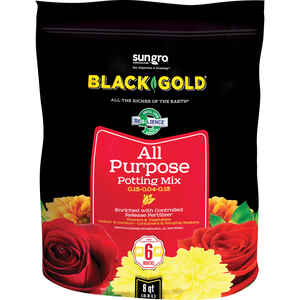 Black Gold  All Purpose  Potting Soil