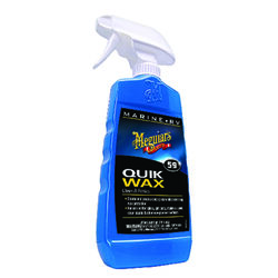 Meguiar's  59 Quik Wax Clean & Protect  Marine Wax  16 oz.