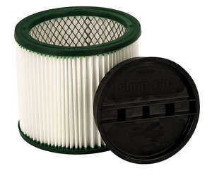 Shop-Vac  CleanStream  7.5  L x 7.5 in. W Wet/Dry Vac High Efficiency Cartridge Filter  5  White  1